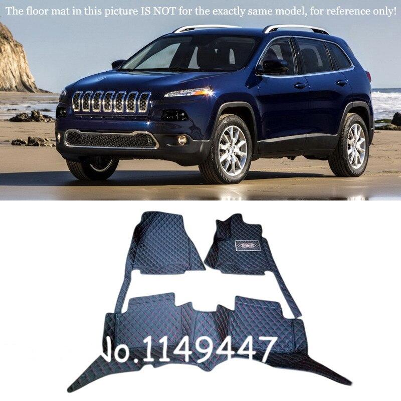 2015 Jeep Cherokee Interior: For Jeep Cherokee 2014 2015 2016 Interior Custom
