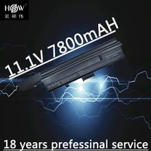 9CELL 7800MAH Battery for DELL XPS M1330 UM230 PU556 PU563 CR036 TT485 WR053 0WR053 0CR036 PU563,312-0566,312-0739 bateria akku