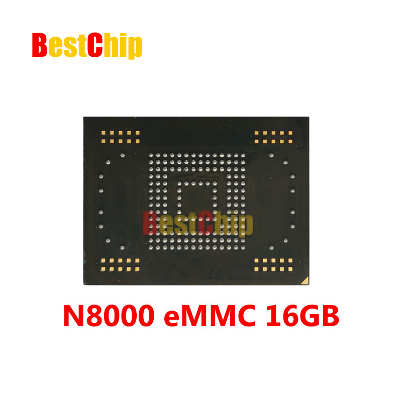 Buy New EMMC Memory Flash NAND With Firmware For Samsung Galaxy Note 101 N8000