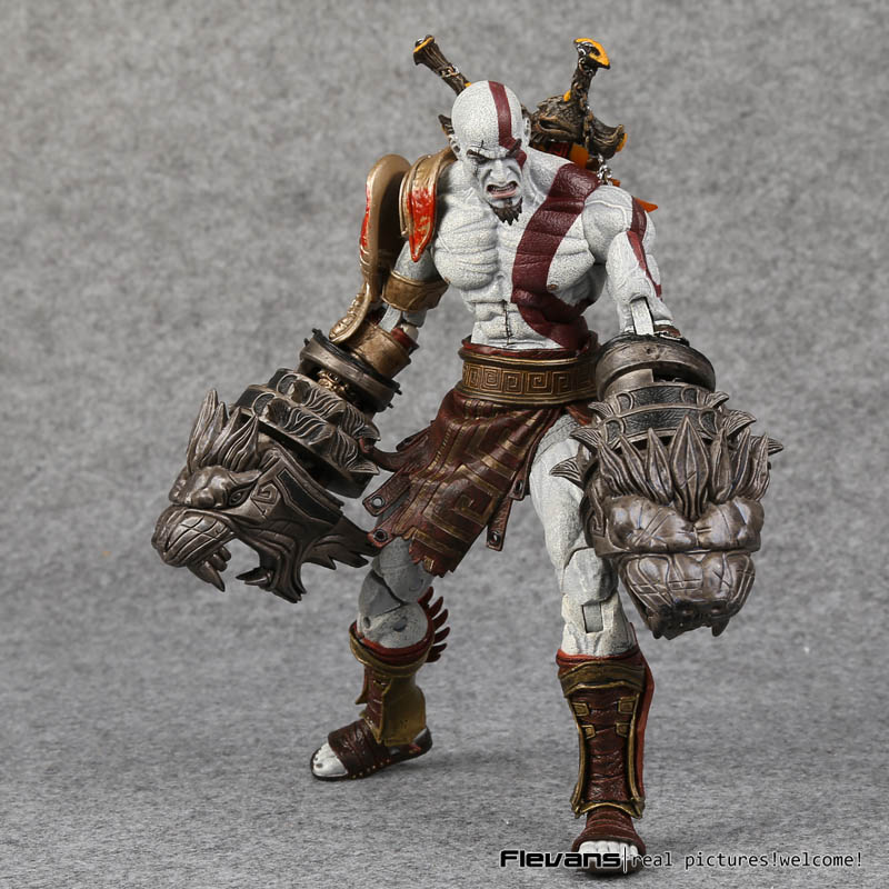 God of War Action toy  Figure Ghost of Sparta Kratos  Collectible Model Toy new