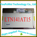 "14.1"" LCD LED screen LTN141AT15 LP141WX5 TLP3 N141I6-L03 B141EW05 V.4 for lenovo E46L E46A T410 notebook display 1280*800"