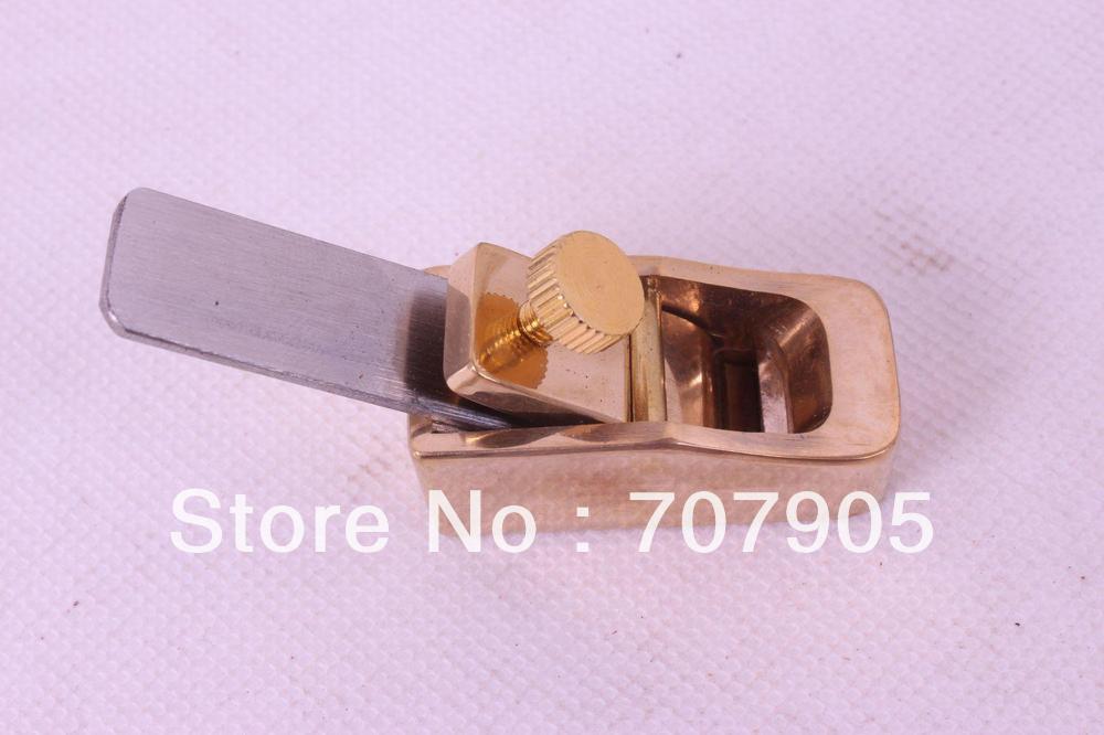 ФОТО Planes Woodworking Tools Wood Plane Wood project 1 pcs Brass Steel Blade #Q21