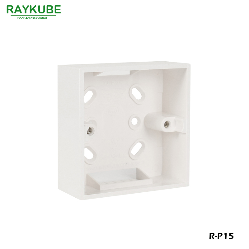 RAYKUBE 86x86 Switch Base For Exit Button Extra Installtion R P15