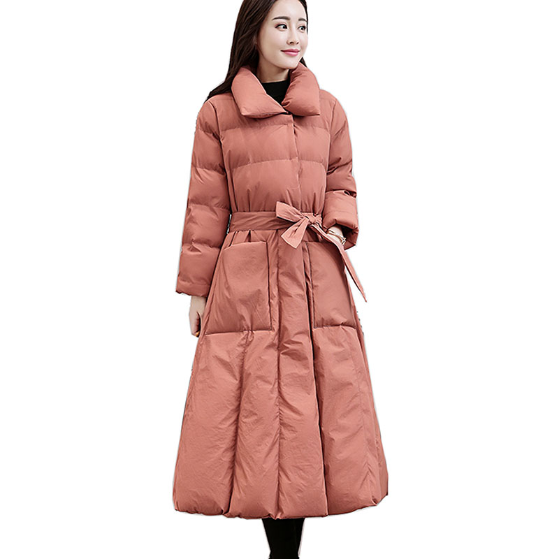 Winter Collection Women Down Coat Jacket Warm High Quality Woman Down Parka 2018 Brand Womens Down Jackets Thicken Warm Parkas