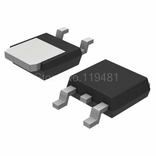 LM1117DT-3.3 TO-252 diodes, field effect tube module--POLO3