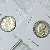 90 Silver Mercury Head Dimes 1925 Dates Nice Quality Coins Retail WholeSale