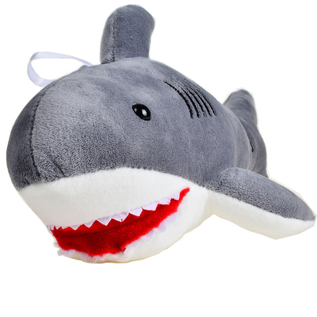 Soft Plush Stuffed  Marine Animal Shark Toy 40cm