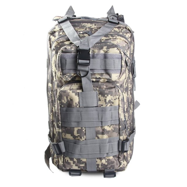 2016 Men Women Outdoor Military Army Tactical Backpack Trekking Sport Travel Rucksacks Camping Hiking Trekking Camouflage Bag