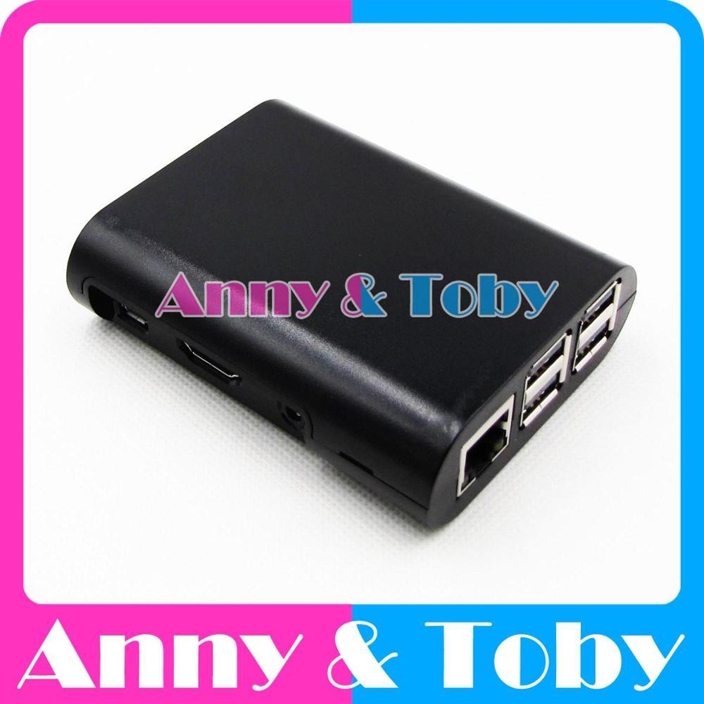 UL White Aluminum Shell Enclosure Case Box for Geekworm Raspberry Pi2 Model B B