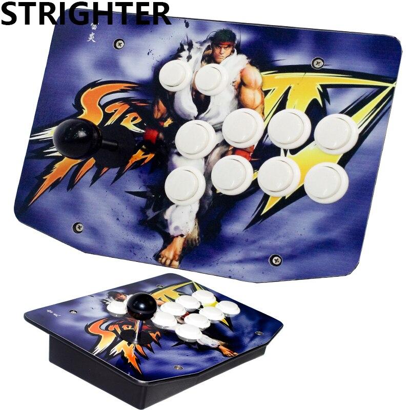 RYU arcade joysticks Game Controller for computer game Street Fighters simas рукомойник simas arcade ar036