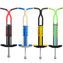 Adults/Kids Pogo Stick Jumping Stilts Fly Jumper Air Kicks Boing Outdoor Body-building Kangaroo Jumping Shoes Gym Sport Exercise(China)