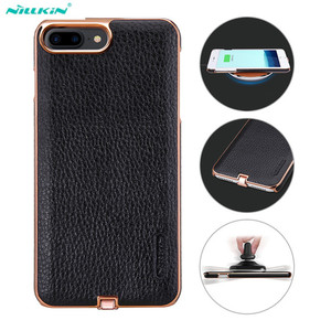 Image 2 - Nillkin Wireless Charger Receiver Case for iPhone 7 7 Plus Qi Receiver Cover Power Charging Transmitter Phone Bumper back Cases