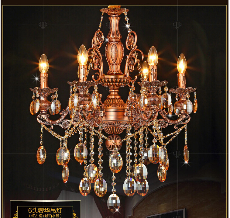 antique copper chandeliers - Popular Antique Copper Chandeliers-Buy Cheap Antique Copper