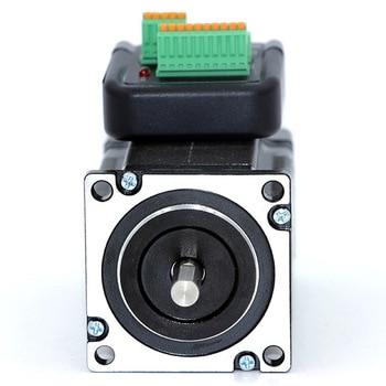 NEMA 23 2N. m 283ozf. В интегрированном замкнутом цикле шаговый двигатель 36VDC JMC iHSS57-36-20