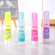 1 Pcs//set Solid Glue Kawaii Jelly color ACR High viscosity Adhesive Art Paper Card Photo Student Stationery School Supplies 8g