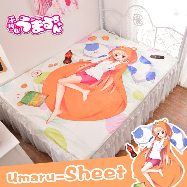 Aliexpress Com Buy Anime Himouto Umaru Chan Bed Bedding