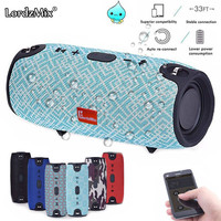 Portable Bluetooth Speaker Audio 20w Support TF Card Call Outdoor sports Waterproof column loudSpeaker lordzmix for smart phone