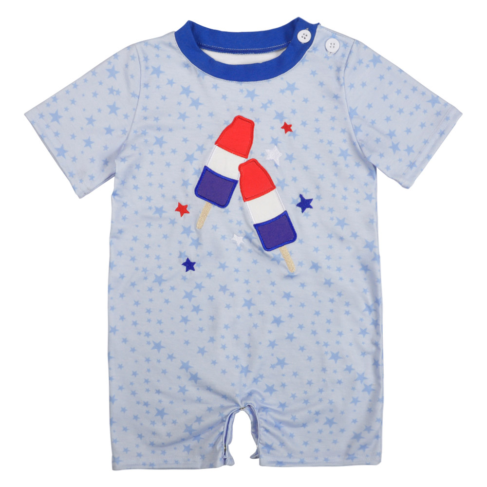 Boutique Boys   Romper   baby Boy clothes Conice NINI Cream Pattern New 2019 Baby   Rompers   Cotton Baby Boy Clothes BPF903-134