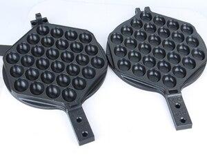 Image 4 - Molde de máquina de waffle, diretamente, preço de fábrica, forma de bolha, forma de panela, forma de ovos, placa antiaderente