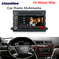 Car Android GPS Navigation For Mercury Milan 2004~2009 Radio TV DVD Player Audio Video Stereo Multimedia System