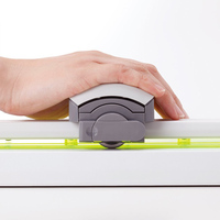 DIY A4/A3 Portable EVA Nonwoven Fabric Paper Cutting Machine Trimmer Precision Photo Cutter Trimmers Green Cutting Machines