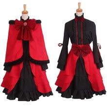 Anime K RETURN OF KINGS Kushina Anna Red Cosplay Costume