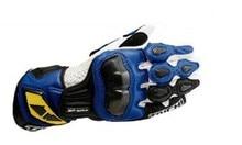 Бесплатная доставка мотоцикл перчатки перчатки дышащий гоночные перчатки мужчины moto перчатки