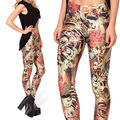 Flower Legging Womens Leggings Jeggings Women Pants Legings Sexy Legging Pants Legins Sexy Printed Leggings 101024