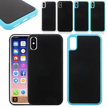 Case For iPhone X 7 6 6S 8  Cases Cover For iPhone 6plus  7plus 8plus   Anti-Gravity Cover iphone 6