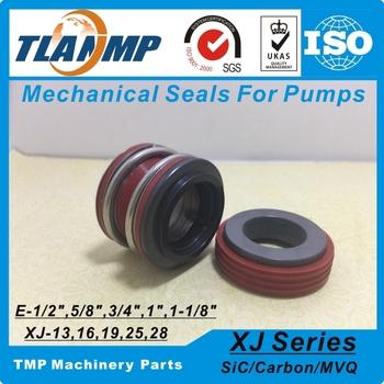 E-5 8 #8222 (0 625 cala) XJ-16 uszczelnienia mechaniczne (materiał CA SiC MVQ) kauczuk silikonowy-odpowiednik j-crane Type 6 uszczelnienia mechaniczne tanie i dobre opinie TLANMP CN (pochodzenie) RUBBER Bellow uszczelnienie Standardowy China Water pumps Single Spring Seal