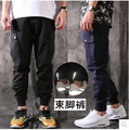 2016 new brand pants man cotton beam jogger Pure pants hip hop   trousers men quick dry fitness khaki
