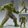 Los vengadores Hulk Figma 271# escala 1/7 pintado acción PVC figura de colección modelo de juguete 17 cm KT1774