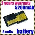 8 células bateria do portátil para ibm thinkpad r32 r40 para IBM fru 02k6928 fru 42t4600 02k7055 02k7056 02k7057 02k7058 02k7061