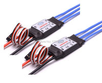 Simonk 30A Firmware Electronic Speed Controller ESC Soldered 3 5mm Banana Connector BEC For Quadcopter Multicopter