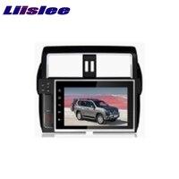 Для Toyota Prado/lc150/Prado 150 liislee Автомобильный мультимедийный ТВ DVD GPS аудио стерео Hi Fi Радио оригинальный Стиль навигация Nav