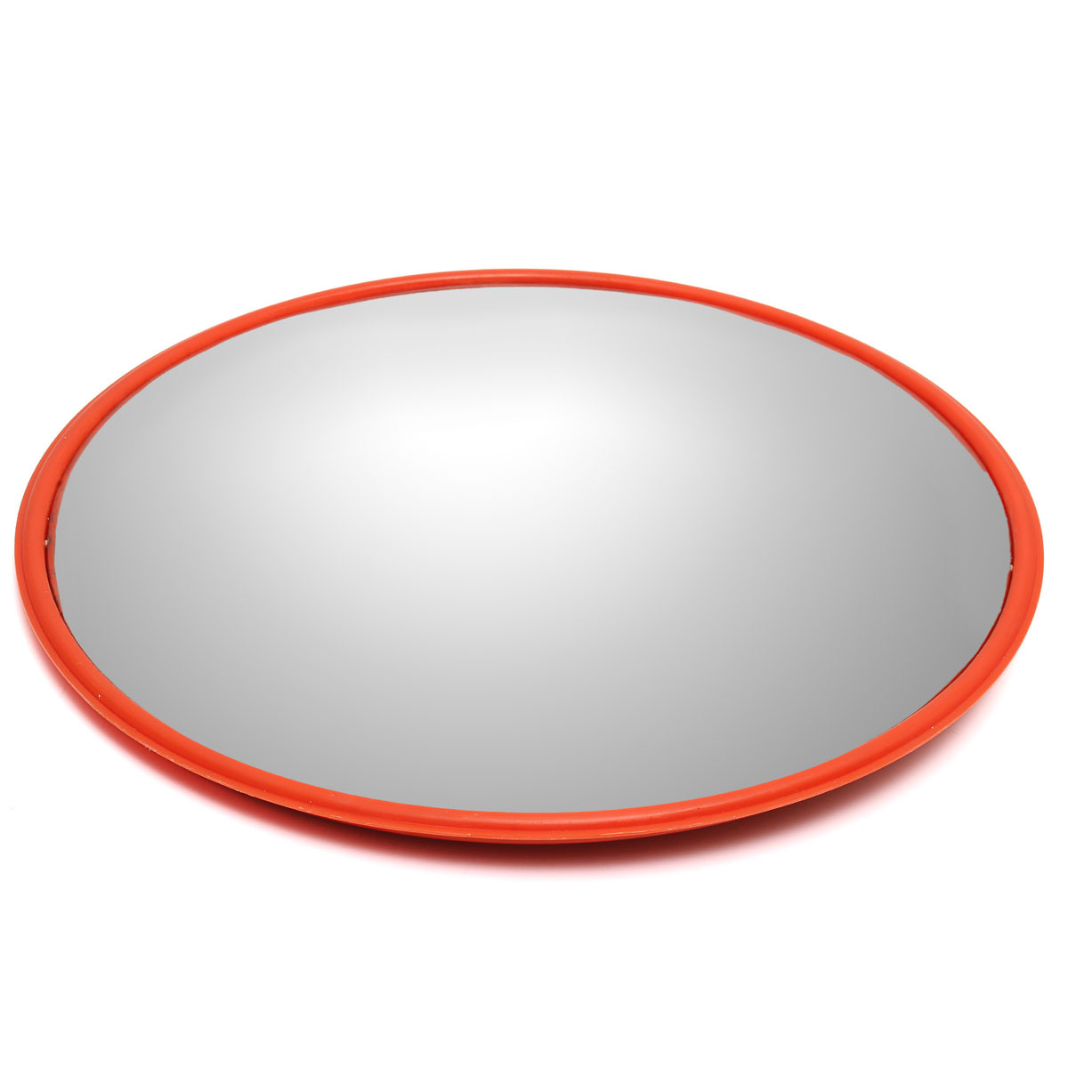 NEW Safurance 60 cm Wide Angle Security Curved Convex Road Mirror Traffic Driveway Roadway Safety Traffic SignalNEW Safurance 60 cm Wide Angle Security Curved Convex Road Mirror Traffic Driveway Roadway Safety Traffic Signal