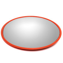 NEW Safurance 60 cm Wide Angle Security Curved Convex Road Mirror Traffic Driveway Roadway Safety Traffic Signal