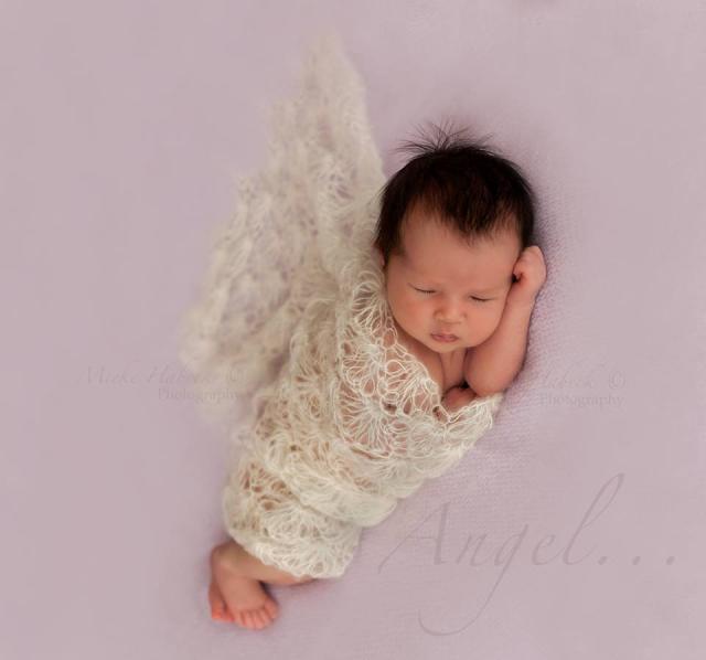 60 * 40 cm mohair malha envolve recém-nascido Wraps foto bebê recém-nascido adereços fotografia envoltório envoltório do bebê