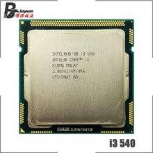 Intel Core i3-540 i3 540 3.0 GHz Dual-Core CPU Processor 4M 73W LGA 1156