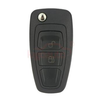 5WK50165 車リモートフリップキー 2 ボタン 434 mhz FSK 4D63 フォードレンジャー 2011 2012 2013 2014 2015 kigoauto