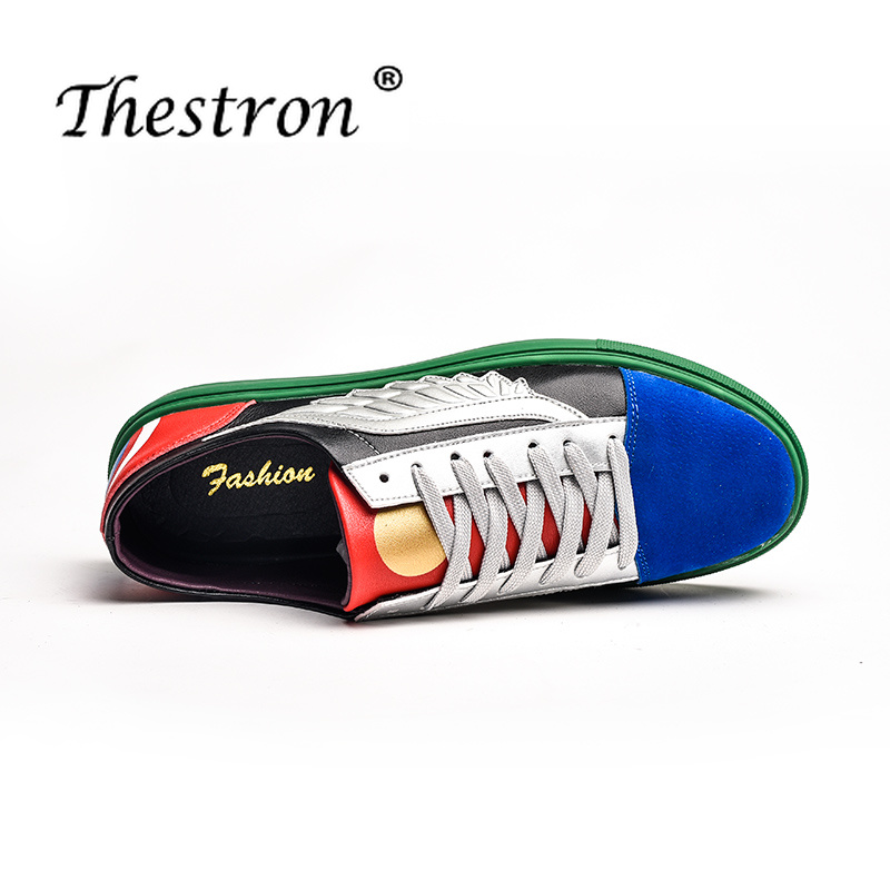 2018 New Arrival Spring Autumn Men Casual Shoes Brand Comfortable Casual Shoes For Youth Students Skate Shoes Fashion Sneakers in Men 39 s Casual Shoes from Shoes