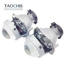 TAOCHIS 2 stücke Auto Auto Scheinwerfer 3,0 zoll Bi-xenon Hella 3R G5 5 Projektor objektiv Auto styling Retrofit kopf licht Ändern D2s