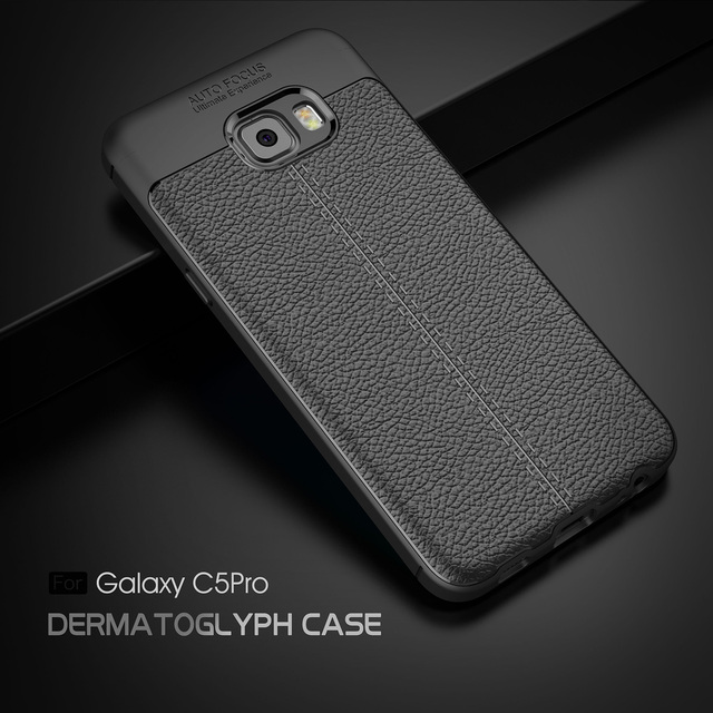 new concept 6321d b8ddd US $4.28 |For Samsung C9 Pro Case Samsung Galaxy C5 Pro Case Cover Soft TPU  Back Protection Shockproof VALK Galaxy C7 Pro Protective Cases-in Fitted ...