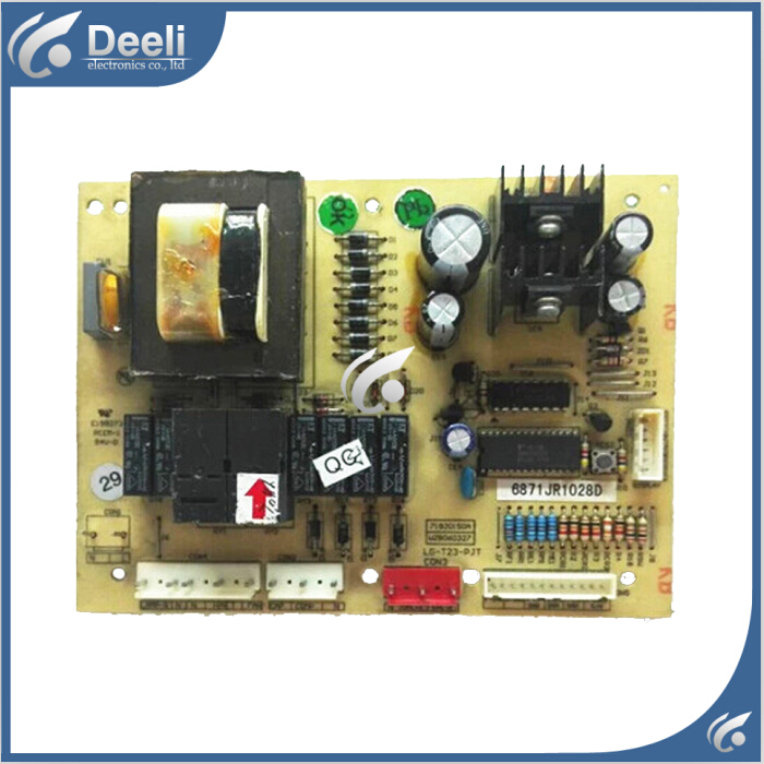 95% new used for refrigerator Computer board BCD-293NAQE 6871JR1028A good working 95% new used for refrigerator computer board 06020085 06020103 good working