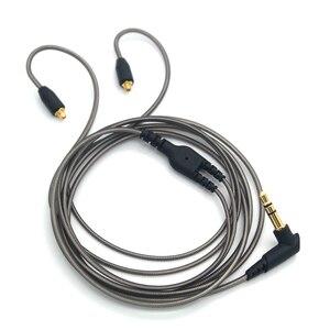 Image 5 - DIY MMCX Interface DD Dynamic In ear Earphones Detachable Mmcx Cable for Shure Earphone SE215 SE535 SE846 for iPhone xiaomi
