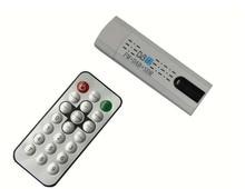 2015 Nuevo satélite Digital DVB T2 T Cccam USB tv HD 1080 P TV Receptor del Sintonizador del palillo con antena Remota para DVB-T2/DVB-C/FM/DAB