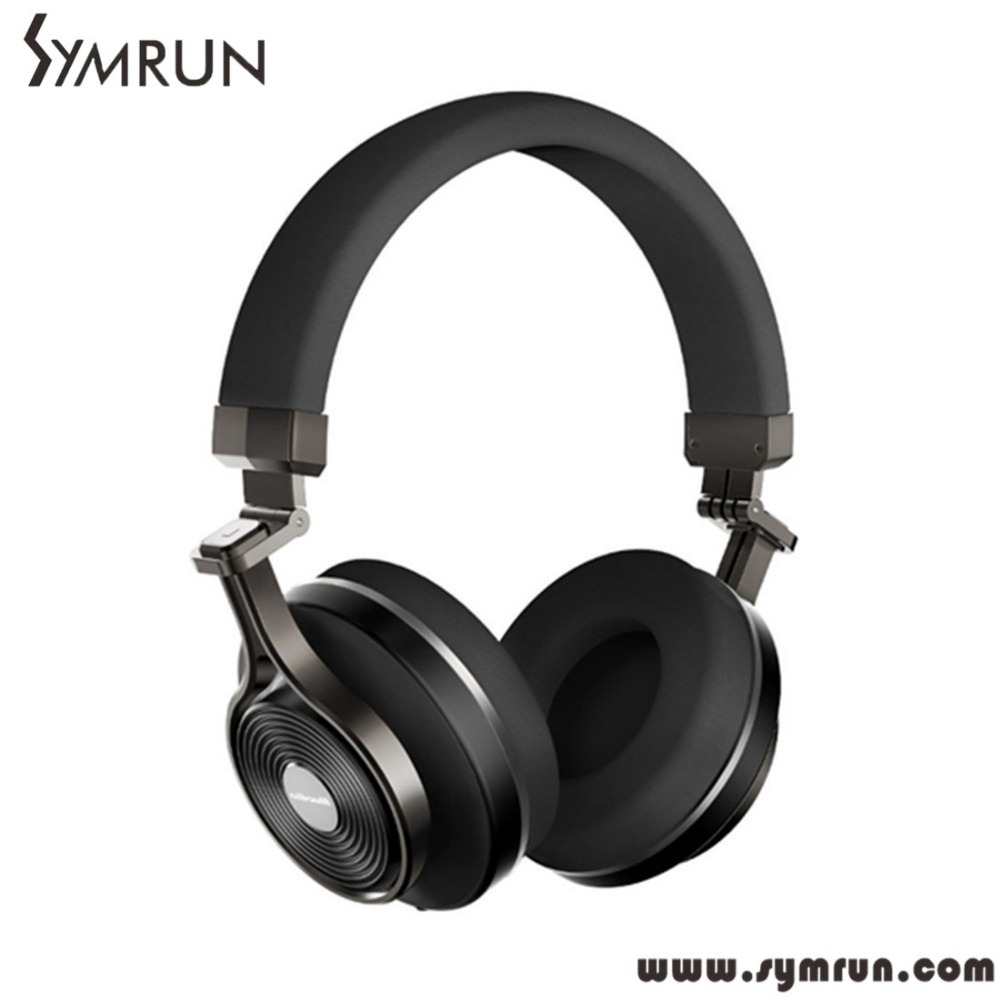 Symrun T3 Wireless bluetooth Headphones/headset with Bluetooth 4.1 Stereo and microphone for music wireless headphone