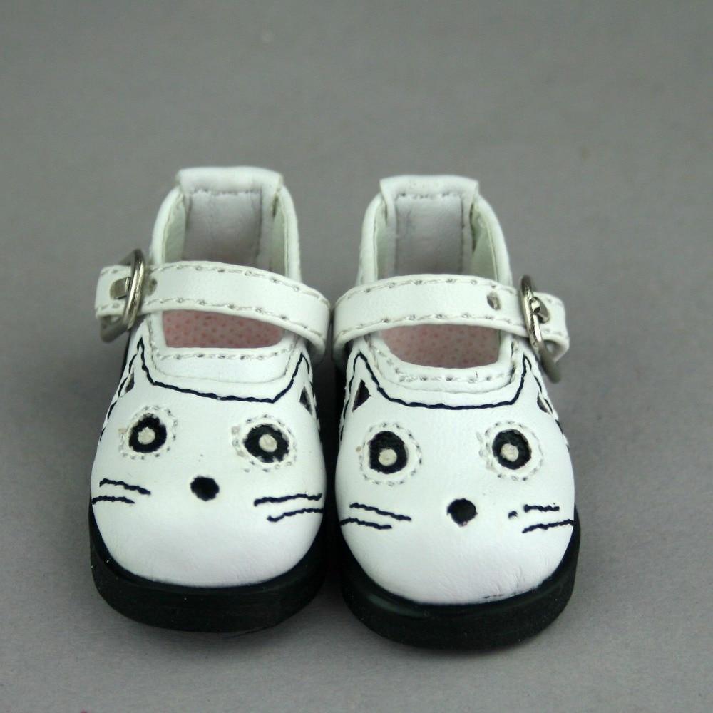 ⊹ Wamami  08   белый узор кошка обувь для 1 3 SD DZ DOD БЖД - a171 e970fb644a4