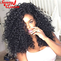 """Lace Front Human Hair Wigs 12-24"""" Peruvian Curly Full Lace Human Hair Wigs For Black Women 250% High Density Lace Frontal Wig"""