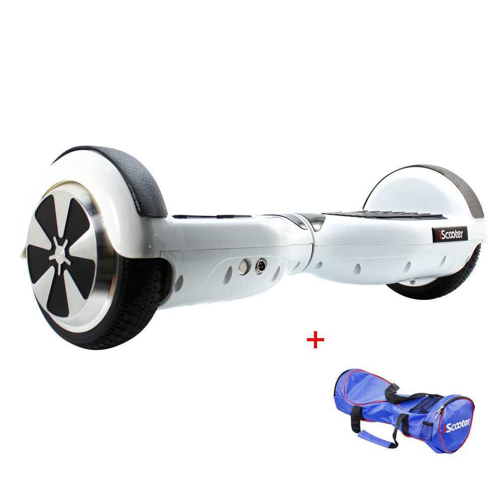 iScooter Self Balancing Hoverboard or two-wheel Skateboard with LED Light 4
